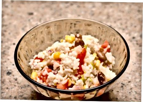 Recepten om te proberen met geconverteerde rijst