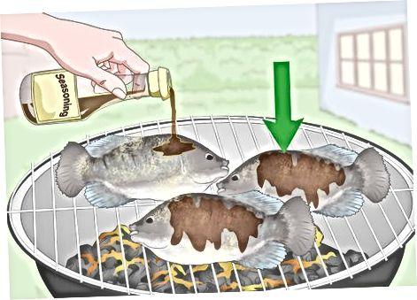 Gefrorenen Fisch ohne Auftauen kochen