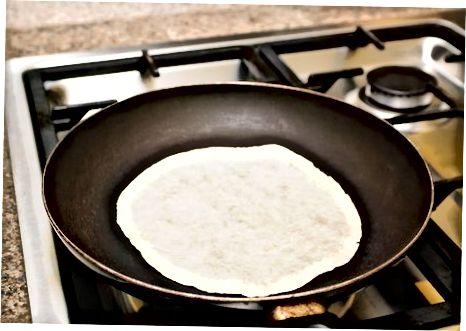 Tortillalarni isitish