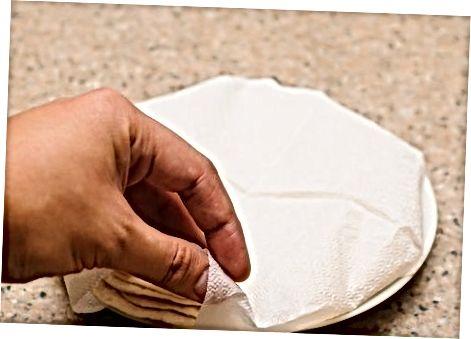 Tortillalarni mikroto'lqinli pechda tayyorlash