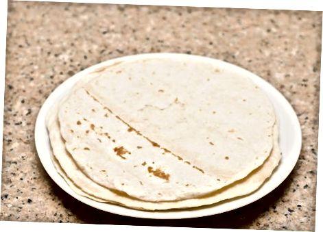 Tortillalarni issiq saqlash
