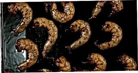 Креветки з оливковою олією