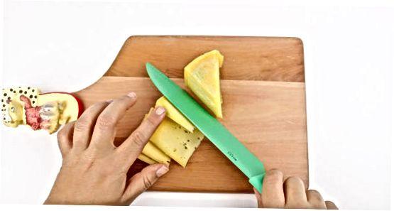 Коришћење десног ножа