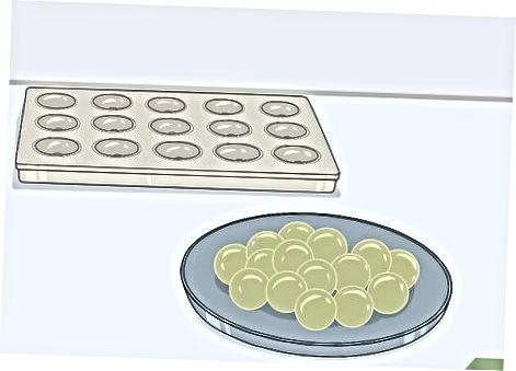 制作日本雨滴蛋糕