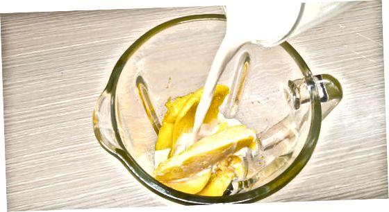 Klasični Mango Lassi