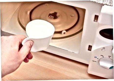 Доведення молока до кипіння