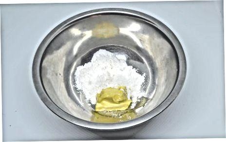 Salsa engrosant amb Beurre Mani