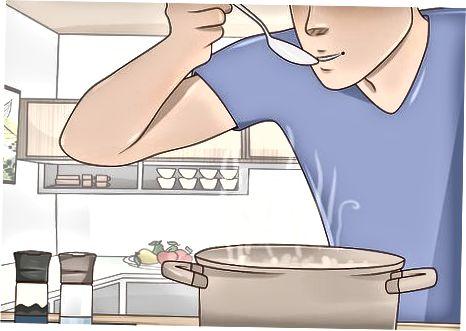 Quruq ingredientlarni tayyorlash