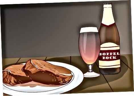 Alaus ir maisto produktų, kurie prieštarauja vienas kitam, poros sudarymas