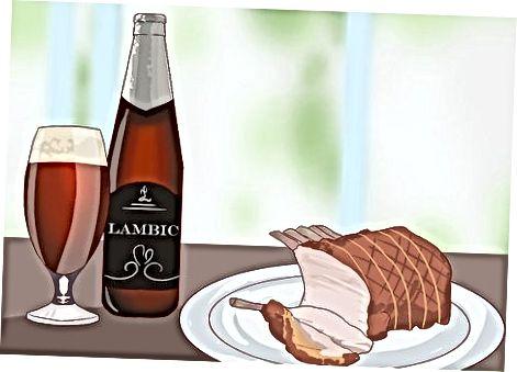 Maisto susiejimas su alumi, kuris panaikina intensyvius skonius