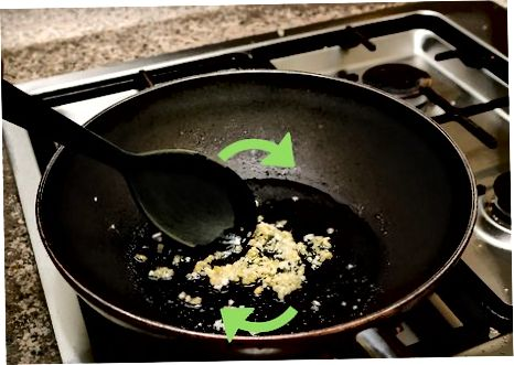 Izdelava solate Steamed Bok Choy