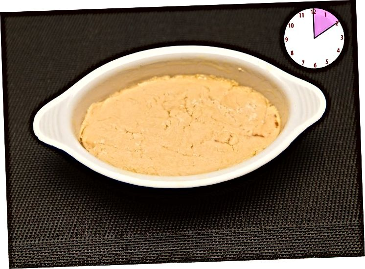Kreminio vanilės išpūtimo gaminimas
