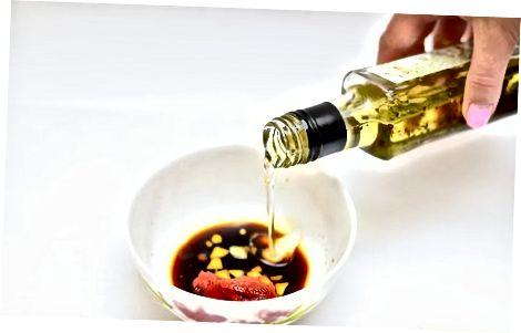 Koreys achchiq sosini tayyorlash