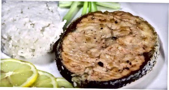 Хрскави цајунски печени лосос