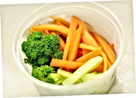 Escolhendo ingredientes nutritivos