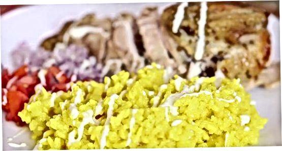 Индијски жути пиринач