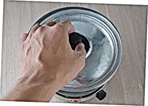 Džiovintų pupelių paruošimas
