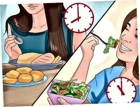Ushqimi i shpejtë i ushqimit dhe mbajtja e një stili të shëndetshëm