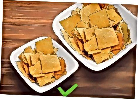 Begræns din samlede indtagelse af chips