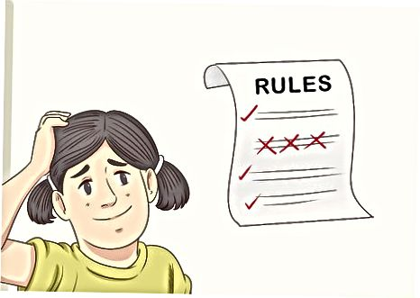 Vendosja e rregullave