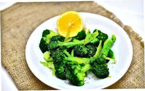Mikrowellen-Broccolini