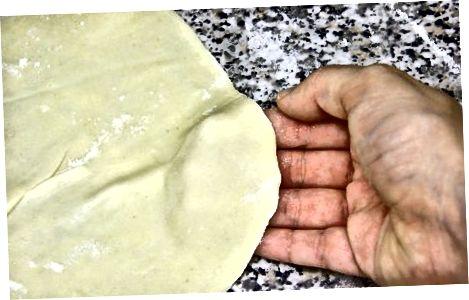 Cannoli-deeg maken
