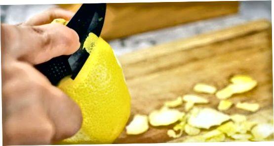 Prerja e limonit