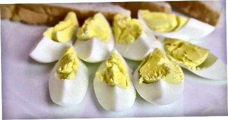 Яйця жорсткого відварювання
