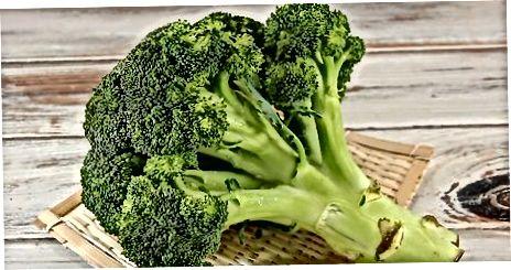 Ngrënia e brokolit të papërpunuar