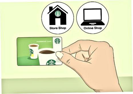 Regjistrimi në Programin e Shpërblimeve Starbucks