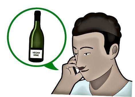 Mahalliy do'konlarda va vinolarda Vegan sharoblarini topish