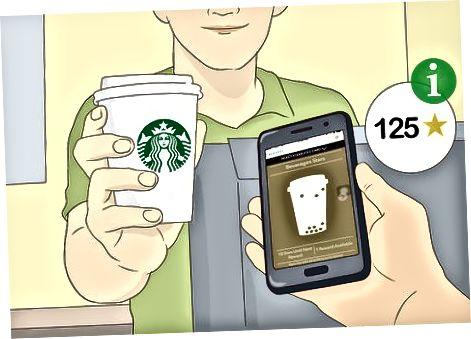 Përdorimi i Programit të Shpërblimeve Starbucks