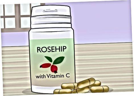 Ús de productes de rosehip