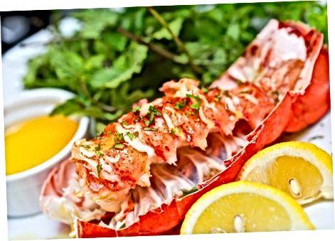 Випічка омарів