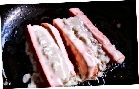 """Sukurti saldžiųjų bulvių """"Tikoy"""" sumuštiniai"""