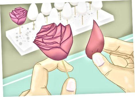Die Rose erschaffen