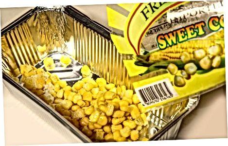 Печење кукуруза у рерни