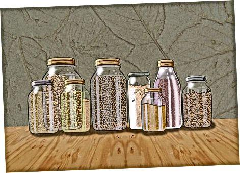 Покупка и хранение цельного зерна