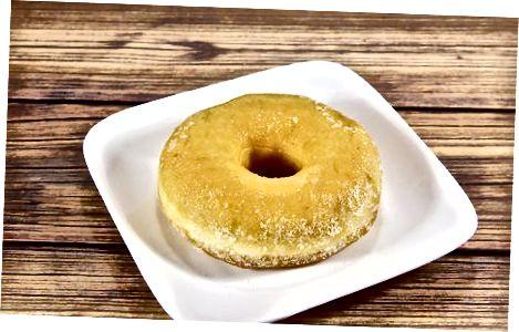 Ngrirje Donuts pa ngrirë