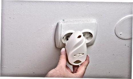 Plug-in diffuzerlari uchun qorishma tayyorlash