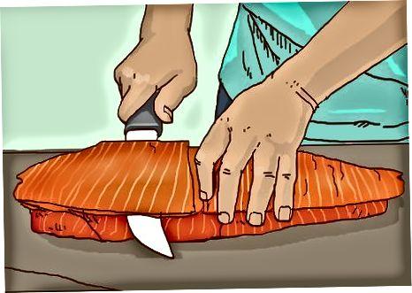 Paruoškite savo žuvis