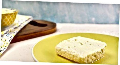 Halda ferska mozzarella