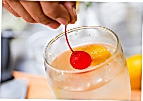 ალკოჰოლური შერეული სასმელების დამზადება