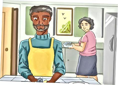 एक शेल्टर, सूप किचन या इवेंट में भोजन परोसना