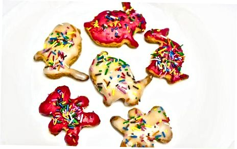 Cookie fayllarini bezash va bezash