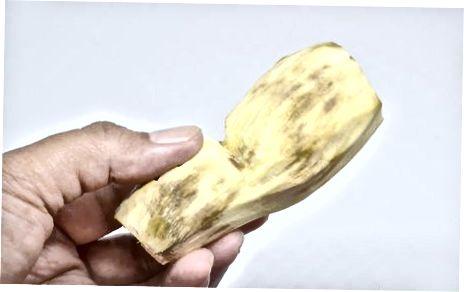 Зберігання вареного, нарізаного солодкої картоплі