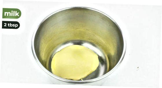 ძირითადი ვანილის ყინვის შექმნა