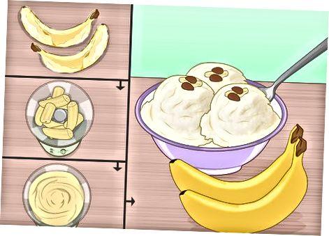 Sog'lom retseptlarda bananlardan foydalanish