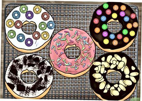 Të jesh kreativ me Donuts
