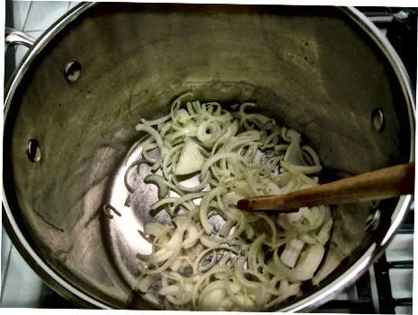 Приготування суп з гороху розділеного